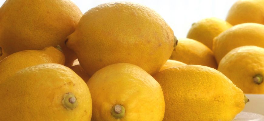 How To Use Lemons For Various Cleaning Duties