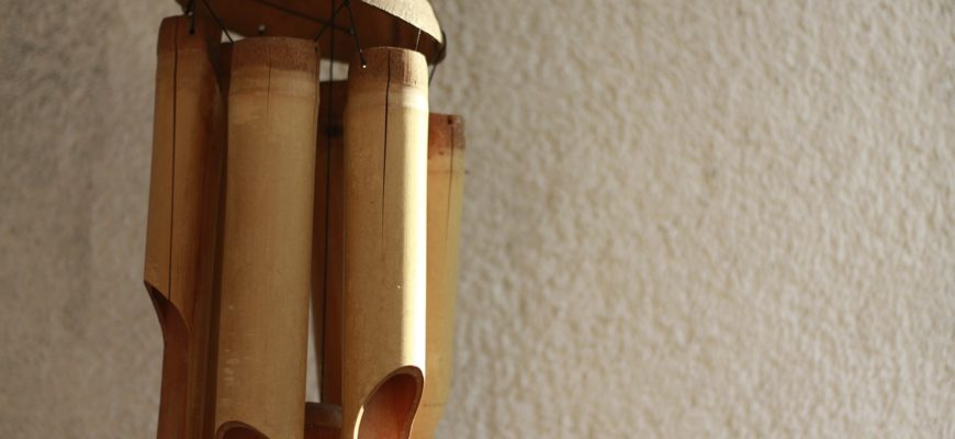 Tips on Caring for Wind Chimes
