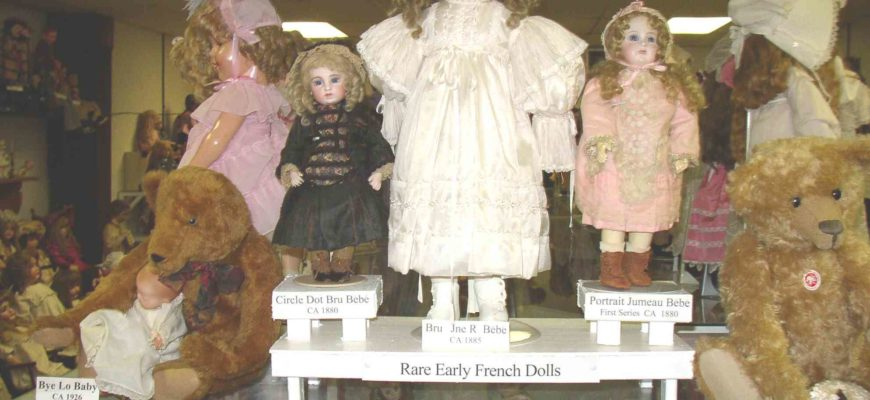 Quick Tips on Cleaning Antique Bisque Dolls
