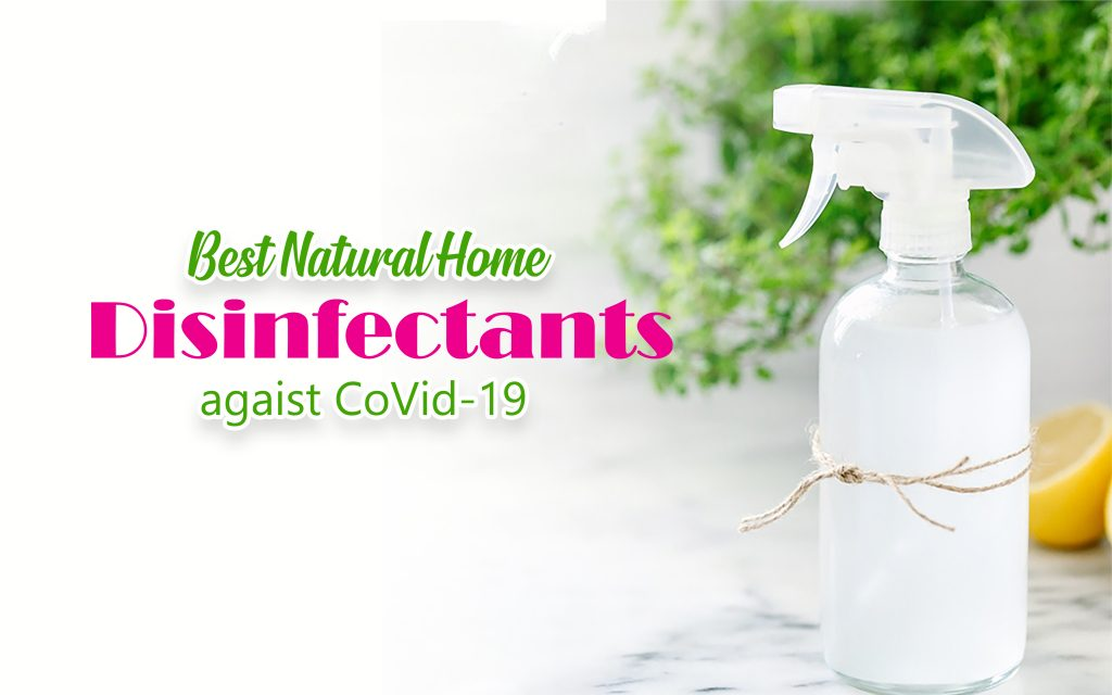 Best Natural Home Disinfectant