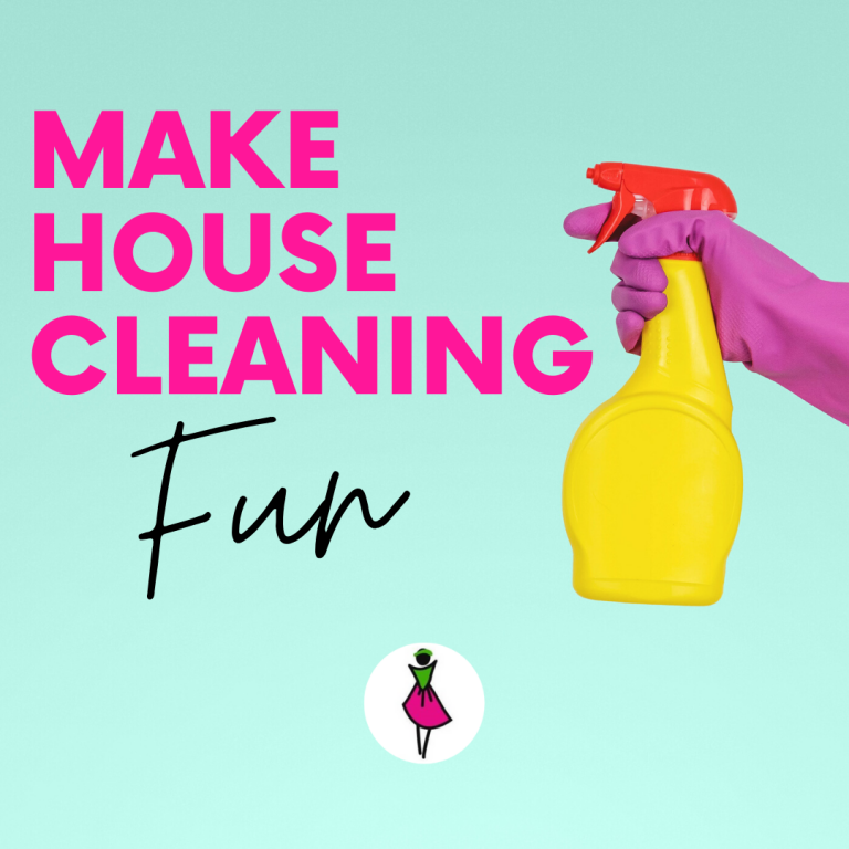 Life Maid Easy House Cleaning Service Logo and spray bottle