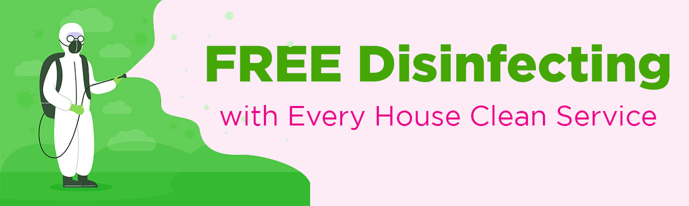 free-disinfecting
