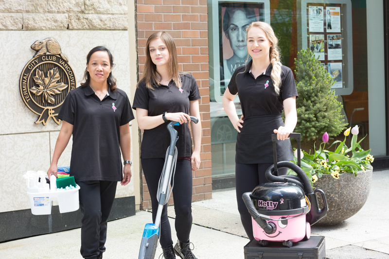 life maid easy house cleaning ladies